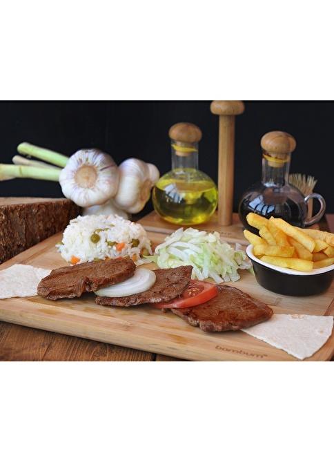 Bambum Toscana Steak Tahtası Büyük Renkli